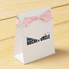 Hockey Uncle Favor Box