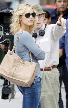 Chanel Grand Shopping Tote, worn by Rachel McAdams in Midnight in Paris. Such a beautiful bag.