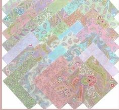 Moda Kashmir IV charm pack quilt fabric  34 squares  Clearing out inventory. All sales final.