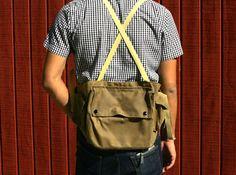 Farm Tactics, eco-friendly men's fashion, eco-friendly men's accessories, eco-friendly menswear, eco-friendly bags, upcycled bags, upcycled ...