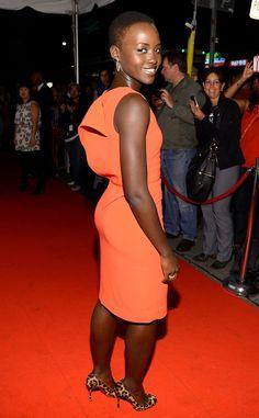 She rocks!, got to love Lupita Nyong'o!