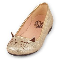 Kayla Kitty Ballet Flats