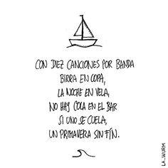 """Hoy algo diferente: Una re-interpretación del poema """"Canción del pirata"""" de José…"""
