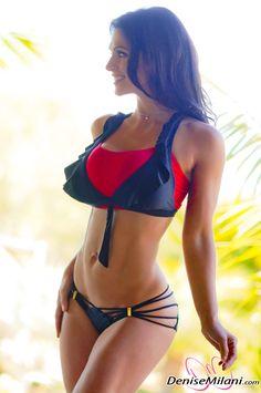 Denise Milani Espectacular.