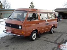 1982 VW Westfalia Full Camper - A Restoration by Uncle Lon!