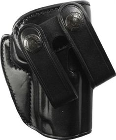 Galco Summer Comfort Inside Pant Holster for 1911 3 1/2-Inch Colt, Para, Springfield (Black, Right-hand) by Galco. $58.36. The Summer Comfort is the perfect concealed carry holster for all seasons.     Lightweight and comfortable, it features a snap-on design that allows the holster to attach and detach from your belt without taking off your belt. Reinforced saddle leather construction retains its shape when the handgun is removed. The smooth-out leather const...