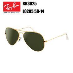 49751ac8ce Ray-Ban AVIATOR LARGE METAL RB3025 RB3025 L0205 58-14 Sunglasses Shop