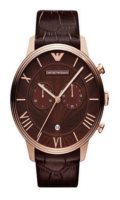 Emporio Armani Herren Armband Uhr AR1616