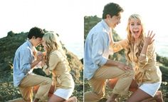 This would be me if I got engaged haha. 24 adorable surprise proposals that will melt your heart!