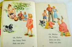 The Copycat Collector: COLLECTION #32: Dick & Jane Books!
