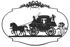 Thursday is Request Day -Nurses, Horse drawn Carriage, Snowflake ...