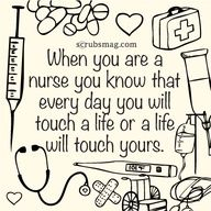 #Nurse #Quotes #Inspirational.... I love my career with a passion.