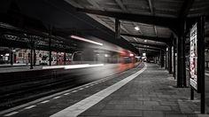 Nighttrain - Station Groningen
