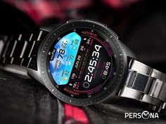 Active Watch, Samsung Gear S, Gear S3 Frontier, Watch Faces, Smartwatch, Cool Watches, Persona, Sunnies, Store