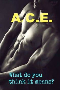 What does ACE stand for? Dying to know --- Fueled (Book #2 of the Driven Trilogy) by K. Bromberg