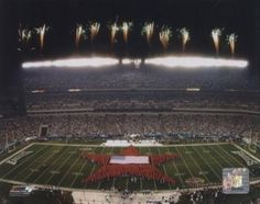 Lincoln Financial Field - 2003 1st Game Sports Photo (10 x 8)