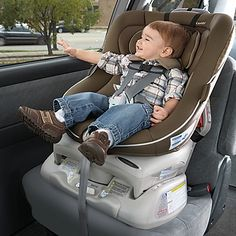 Zeus Convertible Car Seat - One Step Ahead Baby
