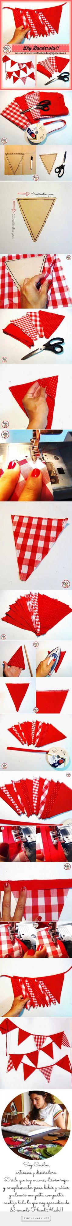 El Rincón de Teo: Cómo hacer una Banderola paso a paso! Hazlo Tú Misma con este Tutorial! http://elrincondeteobcn.blogspot.com.es/2014/06/diy-banderola-tutorial-paso-a-paso.html #banner #fabricbanner #banderola #diy #tutorial #tutorialdiy #sewingtutorial #sewingbanner #handmade #fetama #hechoamano #elrincondeteo #howtosew #howtomake #fabric   - created via http://pinthemall.net