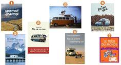 Livres pour vanlifers_Récits de voyage