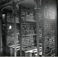 La Bibliothèque de Cincinnati depuis 1874 - Chambre237