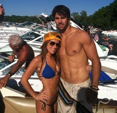 Jessie James and Eric Decker OBSESSED with this couple! So cute