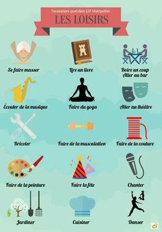 Français: les loisirs
