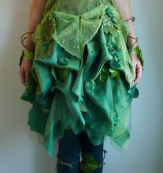 DIY Dryad Costume by MissMaimy