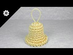 Campana a Crochet (cuatro tamaños) | PATRONES VALHALLA // Patrones gratis de ganchillo