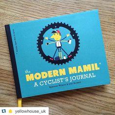 The Modern MAMIL - A Cyclist's Journal. The companion book to the Cyclist's A-Z.   spencerwilson2015