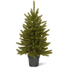 4ft Kensington Potted Artificial Christmas Tree