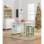 Home Decorators Collection Picket Fence Craft Space 8-Drawers Scrapbooking Base 1606300400 at The Home Depot - Mobile