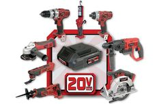 Enter to WIN this Super Pack of 8 Power Tools Courtesy of King Canada Canadian Woodworking, Woodworking News, Cordless Drill, Conditioner, Packing, Toys, Pdf, Power Tools, Business