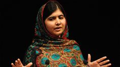 17-year-old Malala Yousafzai became the youngest Nobel Peace Prize winner on Friday for her work in furthering education for children. See video.