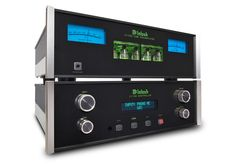 McIntosh Introduces C1100 Controller With Tube Preamplifier And Two New Preamps With DSD and DXD Support
