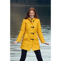 classic Women's Petite Squall Duffle Coat-Classic Navy | Women ...