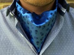 Orlok woven Silk Cravat