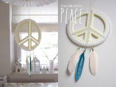 Hama Peace - Bügelperlen von my wellliving