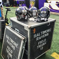It's almost game time for the Baltimore Ravens on-the-field at M&T Bank Stadium.