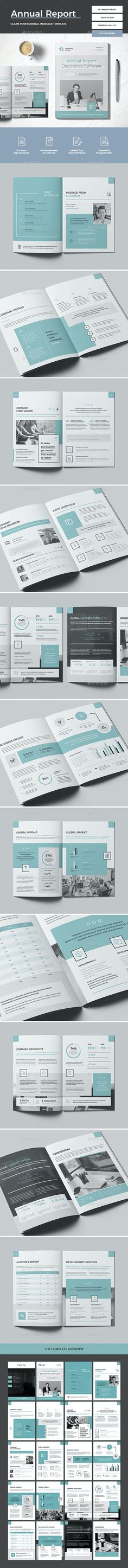 Buy Annual Report by -BeCreative- on GraphicRiver. ANNUAL REPORT: Clean and professional indesign template. Indesign Templates, Brochure Template, Invitation Templates, Cover Design, Newspaper Layout, Annual Report Design, Real Estate Marketing, Things To Come, Wedding Invitation