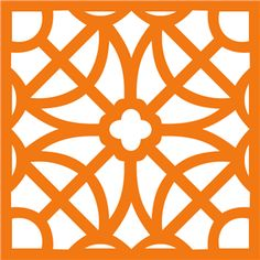 fretwork lace background