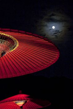 Night in Sennyu-ji temple, Kyoto, Kyoto, Japan