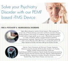 transcranial magnetic stimulation migraine treatment for ptsd - Google Search