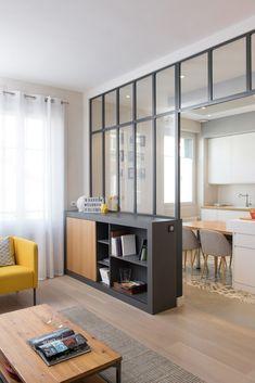 Le charme d'une verrière - MARION LANOE, Architecte d'intérieur et décoratrice, Lyon