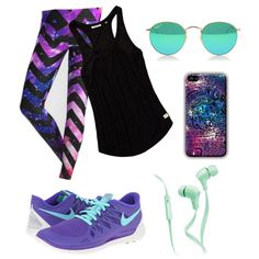 Run for the stars by himawari-kahima on Polyvore featuring polyvore fashion style Scotch & Soda NIKE Merkury Innovations