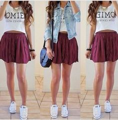 Cute outfit for amusement parks or any fun event