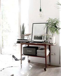 Home Garden - Inside Closet | Scandinavian Design Interior Living | #scandinavian #interior