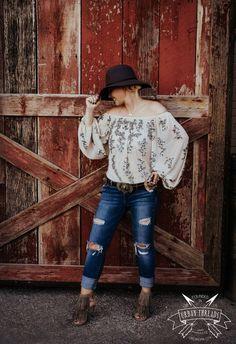 Urban Style, Fashion and Beauty advice from Cherami Thomas, Owner of Urban Farmhouse Deigns, OKC, OK.