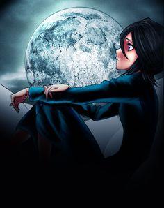 rukia by on DeviantArt Bleach Ichigo And Rukia, Kuchiki Rukia, Bleach Manga, Clorox Bleach, My Little Witch Academia, Bleach Fanart, Popular Anime, Shinigami, Pretty Cure