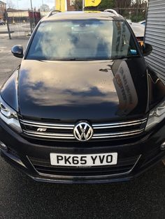 The Volkswagen Tiguan #carleasing deal | One of the many cars and vans available to lease from www.carlease.uk.com  #RePin by AT Social Media Marketing - Pinterest Marketing Specialists ATSocialMedia.co.uk