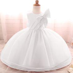 $14.09 (Buy here: https://alitems.com/g/1e8d114494ebda23ff8b16525dc3e8/?i=5&ulp=https%3A%2F%2Fwww.aliexpress.com%2Fitem%2FNew-Summer-Fashion-toddler-girl-Princess-wedding-dress-Chiffon-bow-lace-hem-Tutu-dress-for-3%2F32707162431.html ) White Wedding Infant Dress Girl Dresses for Girls Clothing Formal Pageant Toddler Kids Baby Girl dress for Girls Clothes for just $14.09